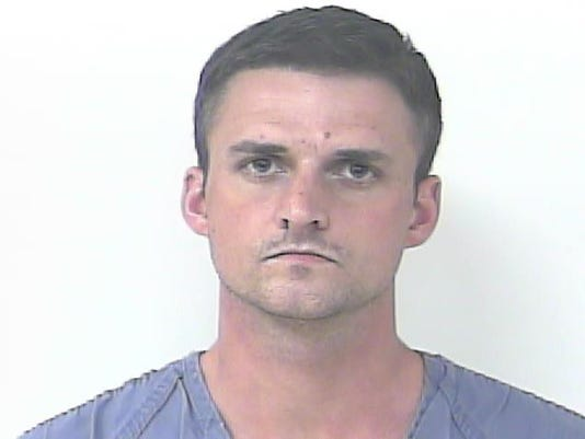 Eric Thompson crime jail mugshot