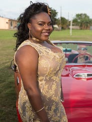 N'Kerria  Nelsons is one of the Tallahassee stars in