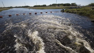 Lake Okeechobee Water Crisis