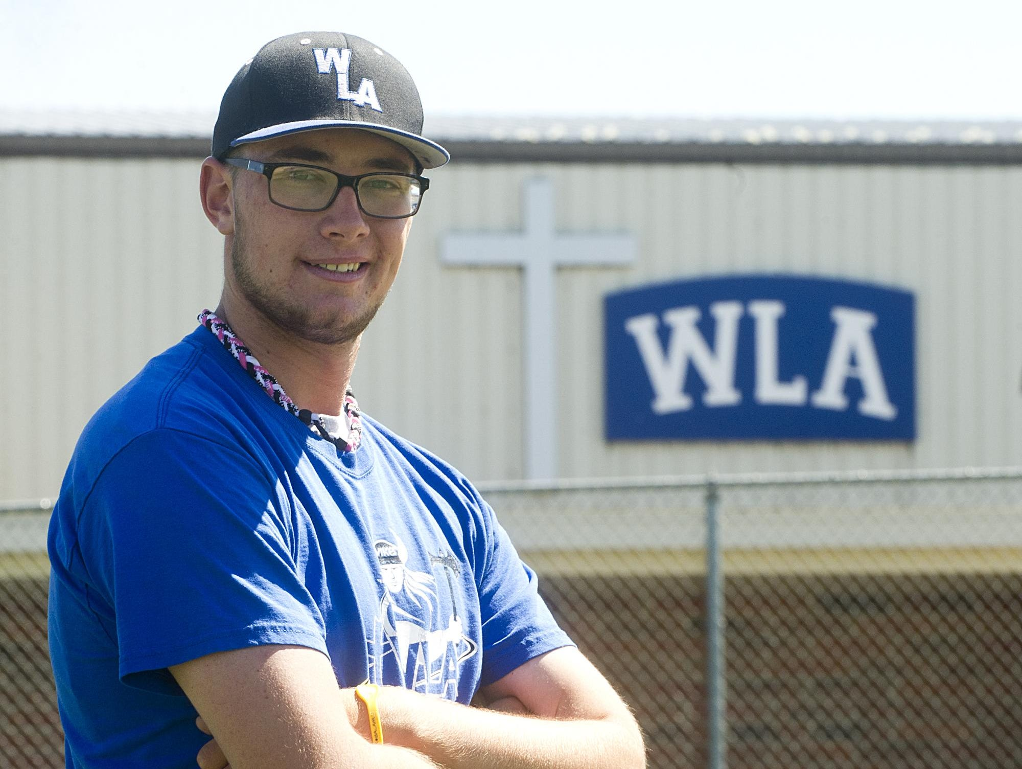 Winnebago Lutheran's Ryan Boelk closed his career with a fantastic senior season and is the All-Area Baseball Player of the Year.