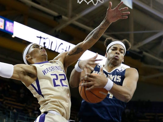 NCAA Basketball: UC Davis at Washington