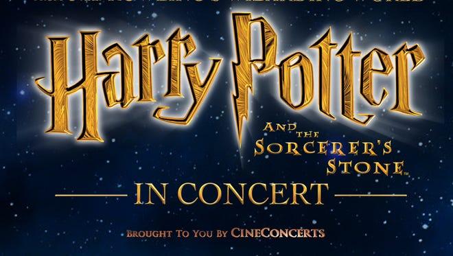 Harry Potter In Concert brochure