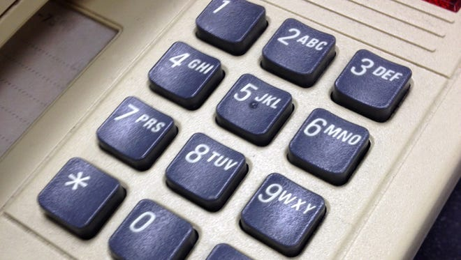 Telephone scammers appear to be posing as court employees to seek money