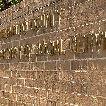 Mecklenburg County Department of Social Services