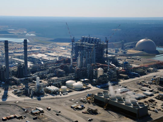 Mississippi Power's Kemper County plant
