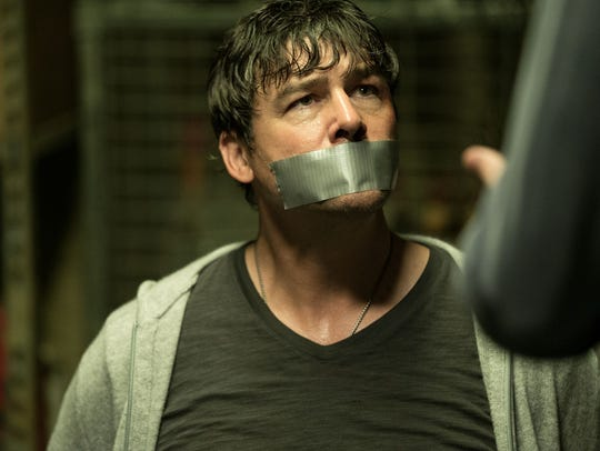 Kyle Chandler's Brooks is kidnapped in 'Game Night.'
