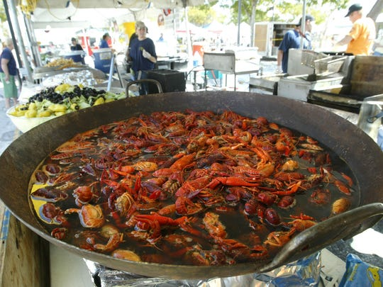 The Fort Myers Beach Shrimp Festival is March 9-10.