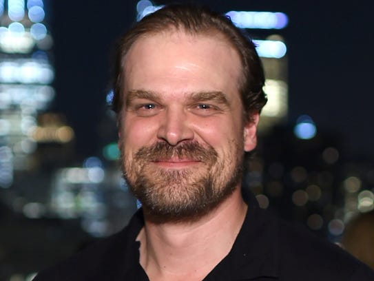 David Harbour will greet fans March 31 and April 1