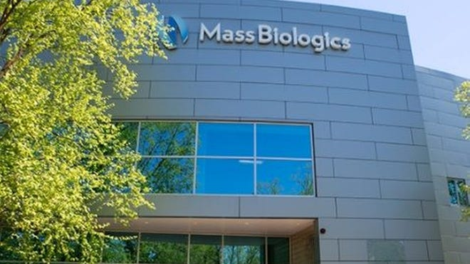 MassBiologics of the University of Massachusetts Medical School.