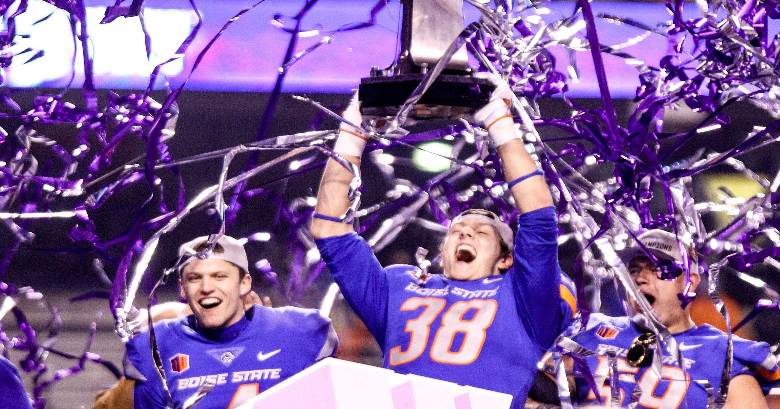 Mountain West better with balance than a Boise State run to a big