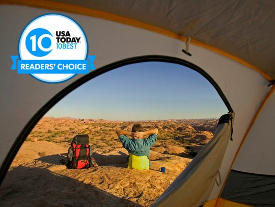 Vote for your favorite scenic campground in the USA