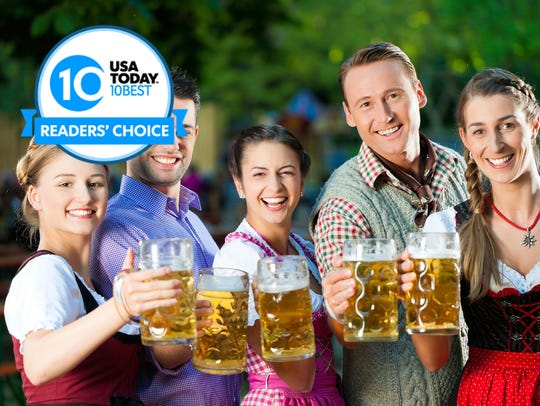 Which city hosts the best Oktoberfest in the USA? Vote