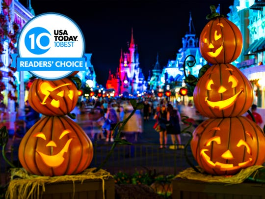 Theme park Halloween events run the spectrum from frightening