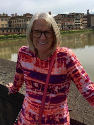 Darlene Horton was killed in a knife attack in London's Russell Square Wednesday. She is the wife of FSU psychology professor Richard Wagner