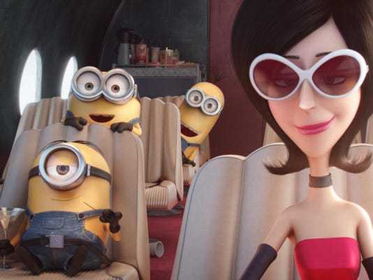 Film Review Minions 2