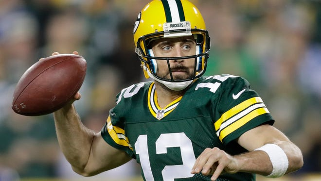 Packers quarterback Aaron Rodgers has made his displeasure with the front office known.