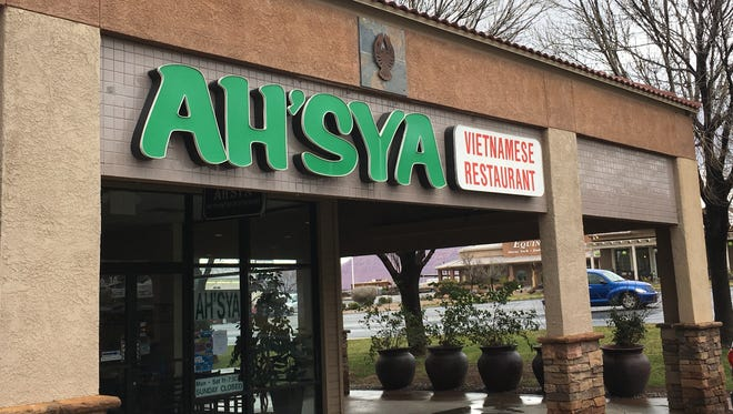 Ah'sya Vietnamese Restaurant is located at 929 W. Sunset Blvd., suite 1A, St. George.