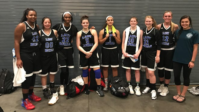The WNC Lady Royals basketball team won the Deep South Classic tournament over the weekend in Raleigh.
