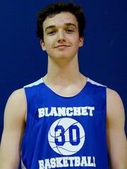 Blanchet senior Ryan Scanlan
