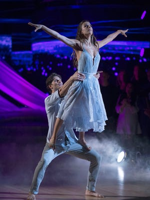 """The celebrities commemorate their most memorable year, on """"Dancing with the Stars,"""" live,  Oct. 10 on ABC Television Network."""