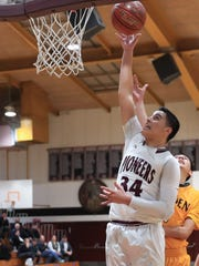 Mt Whitney's Anthony Valencia scored 29 points against