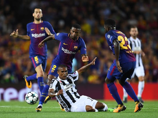 Barcelona superó al Juventus.