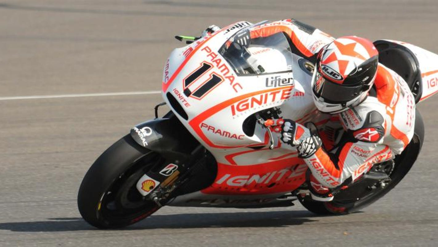 Pit Pass: Injured MotoGP rider Ben Spies faces multi-week recovery period