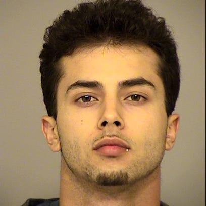 Daniel Rubio, 21, of Salinas