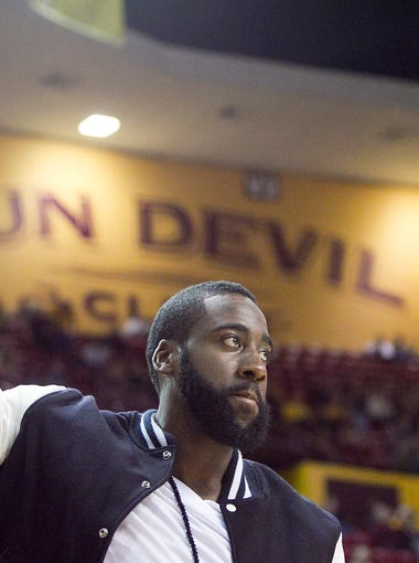Former consensus All-American James Harden had plenty of great moments during his two years with the Sun Devils. Here's Doug Haller's top five: