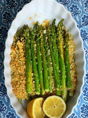 Andalucian Asparagus. (Christian Gooden/St. Louis Post-Dispatch/TNS)