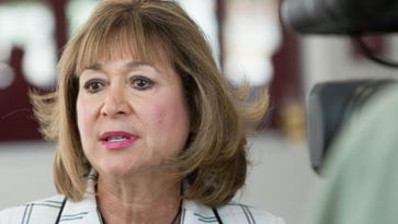 NMSU chancellor candidate spotlights experience, love for state