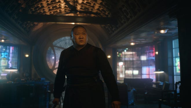 Benedict Wong stars as master of the mystic arts Wong in 'Doctor Strange.'