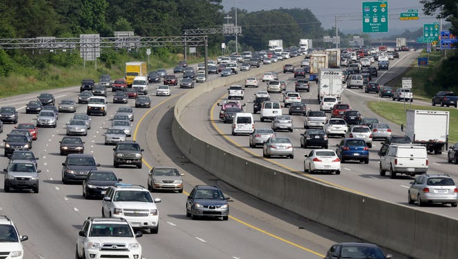 AAA estimates that 41.9 million Americans will travel over the July 4th holiday, the most in eight years.