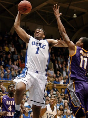 Jabari Parker and the Duke Blue Devils are off to a 7-2 start.