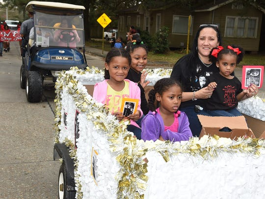 This year's MLK Jr. celebration takes place on Jan. 19 in Eunice.
