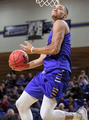 Skyler Flatten leads the Summit League in 3-point shooting after making his way back from injuries