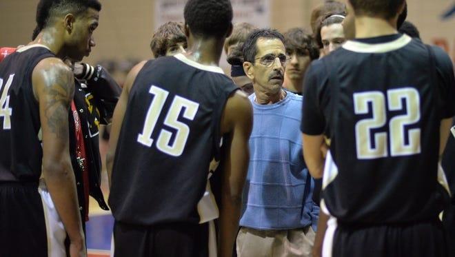 Coach Jeff Davis died June 1 of a brain aneurysm.