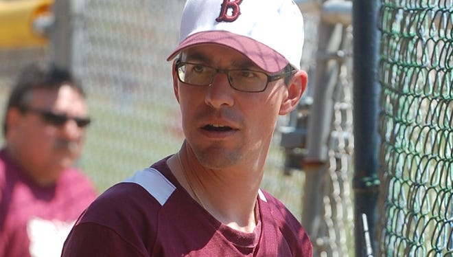 Mike Valella is in his 12th season as the head coach of the Bridgeton baseball program