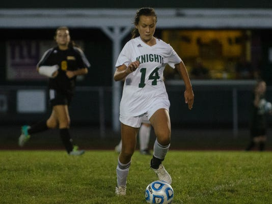 Ally Whittaker of New Milford