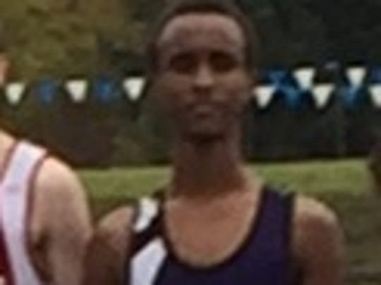 Jefferson freshman Ahmed Ibrahim