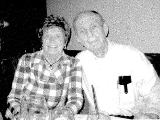 Anniversaries: Patricia Shockley & William Frank Shockley