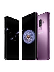 Samsung's new Galaxy S9 and S9+.