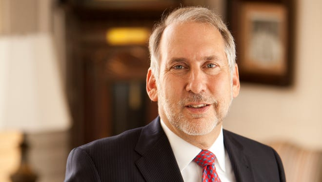 Dr. Edward Halperin, chancellor and Chief Executive Officer New York Medical College in Valhalla.