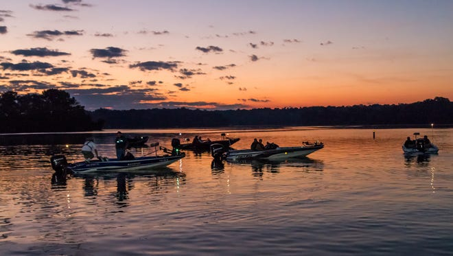 Old Hickory Lake is one of Sumner County's big draws. The lake is home to several fishing tournaments each year.