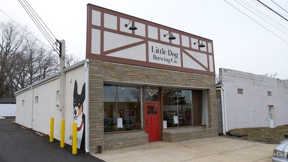 Little Dog Brewery in Neptune City opened Nov. 22 in