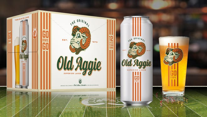 New Belgium is partnering with Colorado State University for a new lager.