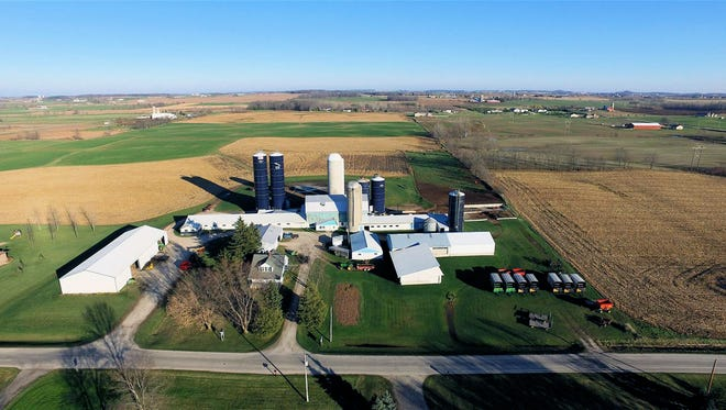 The Allen dairy is one of eleven that must find a new home for their milk.