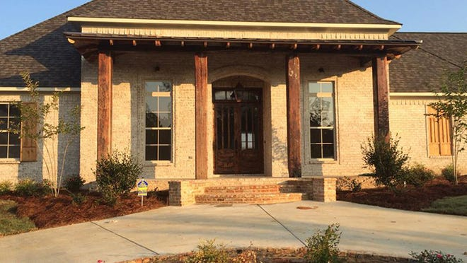 A $100 donation will get you a chance to win the 4 bedroom 3.5 bathroom St. Jude Dream Home in Flowood, Miss.