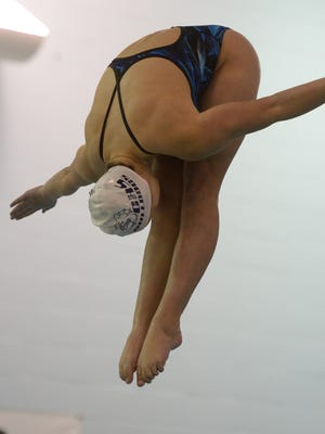 Centerville's Brooke Madden will join the University of Florida's diving team.