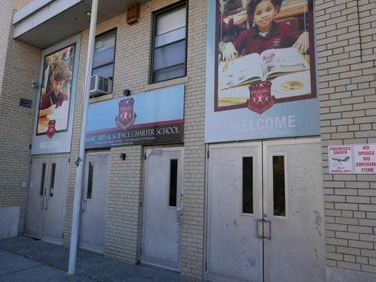 Passaic Arts and Science Charter School